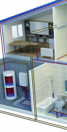Heating and heating systems